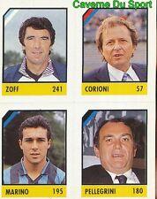 043 ZOFF CORIONI MARINO PELLEGRINI ITALIA CARD CARTA CALCIO QUIZ VALLARDI 1991