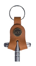 Tackle Instrument Leather Drum Key Case - Natural