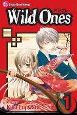 Wild Ones, Vol. 1 Kiyo Fujiwara Paperback
