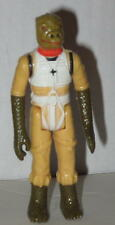 """1980 Bounty Hunter Bossk No Accessories 3.75"""" Free Shipping Good Joints"""