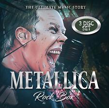 METALLICA New Sealed 2020 LIVE CONCERT & MORE 2 CD & DVD BOXSET