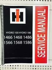 1466 International Technical Service Shop Repair Manual Diesel