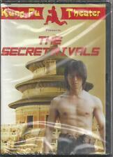 Kung Fu Theater The Secret Rivals DVD 2013 John Liu Hwang Jang Lee New