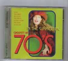 (HW240) In The Summertime, Greatest Hits of the 70s - 1997 CD
