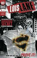 Lois Lane #1 Main Cover DC Comics 1st Print 2019 NM