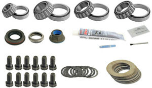 Axle Differential Bearing and Seal Kit Rear SKF SDK317-AMK