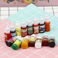 Pigment UV Gel Solid Glue Silicone Resin Crystal Epoxy For Crafts Decoration New