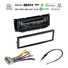 Pioneer Bluetooth Car Stereo CD Player+Radio Dash Kit for Dodge Chrysler Jeep