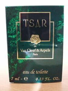 Tsar de Van Cleef & Arpels Miniature Eau de Toilette 0.23oz / 7ml Discontinued