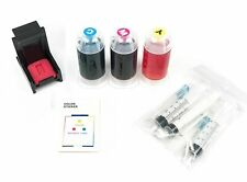 Color CMY Ink Refill Box Kit for HP 60/61/62 Ink Cartridges