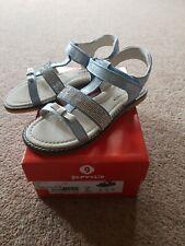 Garvalin Girls Sandals BNWT Uk Size 12.5, Eur 31