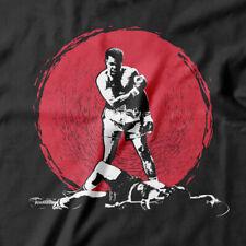 Muhammad Ali T-Shirt American Boxer tee Cassius Clay fighter warrior spirit gift