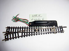 Lima N 526-Weiche links-TOP-left switch-aiguillage gauche