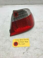 04 05 06 BMW M3 E46 COUPE OEM RIGHT REAR OUTER LED TAILLIGHT 6937454