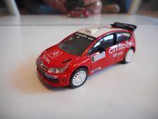 Norev Citroen C4 WRC in Red on 1:64