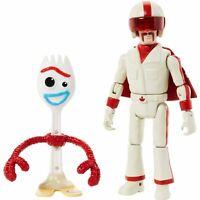 Disney Pixar Toy Story 4 Figures - Forky & Duke Caboom
