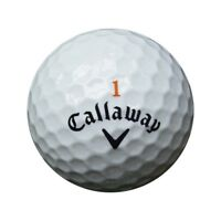 50 Callaway Hex Warbird Golfbälle im Netzbeutel AA/AAAA Lakeballs Bälle Golf