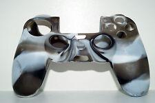 Braun Playstation 4 Ps4 Silikon Controller Joypad Schutzhülle Cover Skin Case