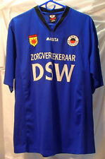 SBV Excelsior Masita Blue Soccer Jersey Dutch/Netherlands Club Team Mens Size XL