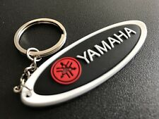 Yamaha Keychain Black White & Red. New As Pictures