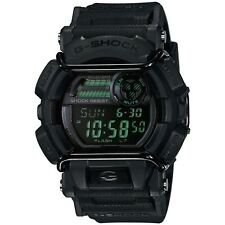 Casio G-Shock Men's Military GD-400 Watch, Black, GD-400MB-1