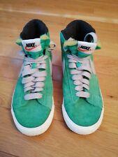 Damas Verde Nike Blazers