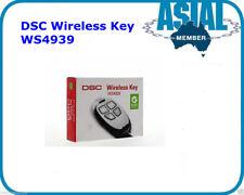 DSC WS4939 Home Alarm Security System Wireless Key Remote Control Key