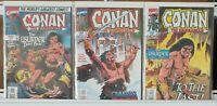 Conan the Barbarian The Usurper 1 2 3 Complete Set Series Run Lot 1-3 VF/NM