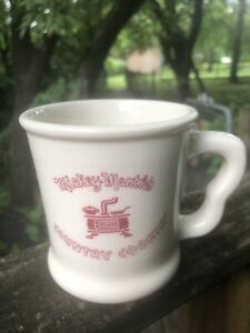 Vintage Mickey Mantle Country Cookin Coffee Mug - Shenango - New York Yankees