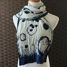 CREA CONCEPT Wool and Nylon Long Scarf