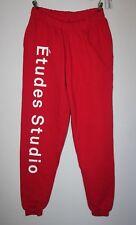 Bas Jogging ETUDES STUDIO  - ETOILE CREW IN TIME  Rouge  -  T : L - ref  E0768L
