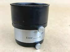 Leitz FIKUS Leica Variable Lens Hood A36 Clamp-On for L39 ELMAR 5cm 9cm & 13.5cm
