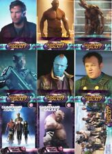 Marvel Guardians of the Galaxy 2014 - Upper Deck - 45 Card Retail High End Set