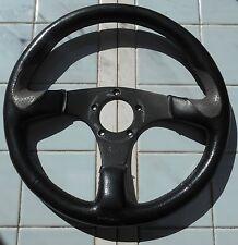 Vintage AUTO TECNICA ITALIAN, Steering Wheel, 13 inch, Porsche,BMW, ALPHA ROMEO