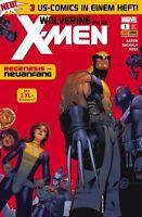 Auswahl = WOLVERINE und die X-MEN ab Heft 1 ( PANINI ab 2012 )  NEUWARE