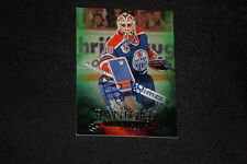 BILL RANFORD 2011 UD PARKHURST CHAMPIONS SIGNED AUTOGRAPHED CARD #56 OILERS