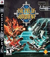 Eye of Judgment Bundle w/ Game, PS 3 Eye, Camera Stand etc. (Playstation 3)