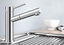 Blanco Alta-S Compact  Küchenarmatur  Chrom Hochdruck 515122