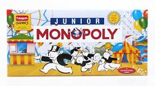 Age 5-8 Years Junior Monopoly Funskool Board Game 2-4 Players Indoor Game