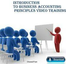 Introduzione ai principi di contabilità aziendale tutorial video di formazione