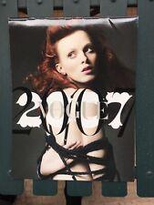 Calendrier Vogue 2007 Karen Elson par David Sims !!!!