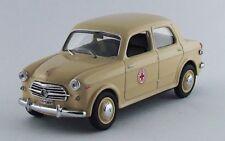 Fiat 1100/103 italian red cross 1956 1/43 rio
