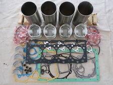 Kubota V1505 Overhaul/Rebuild Kit (Pistons Rings Liners Bearings Gasket Set)