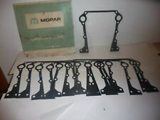 NOS Mopar #53021057 Timing Cover Gaskets Lot of 9