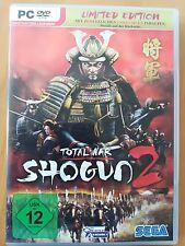 Total War Shogun 2 Limited Edition PC/DVD-ROM
