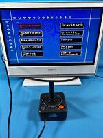 FREE POST Atari Tv Games Plug And Play Joystick 10 Built In Retro Games