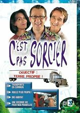 C'EST PAS SORCIER: Objectif: Terre propre! // DVD neuf