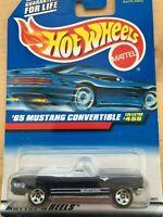 Hot Wheels '65 Mustang Convertible - Col#455