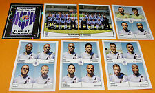 ISTRES OUEST PROVENCE COMPLETE L2 2010 PANINI FOOT 2011 FOOTBALL 2010-2011