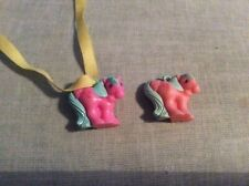 Vintage G1 My Little Pony Charms - rare